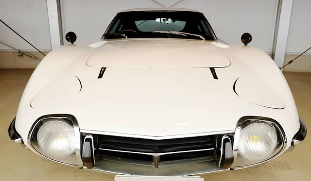 車両|トヨタ「2000GT」<br>撮影協力|NPO法人ToSCA(魔方陣スーパーカーミュージアム)<br>撮影機材|FUJIFILM X-T10