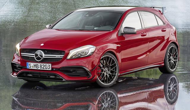 Mercedes-AMG A45 4MATIC|メルセデスAMG A45 4マチック