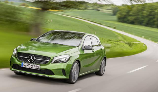 Mercedes-Benz A220d 4MATIC|メルセデス・ベンツ A220d 4マチック