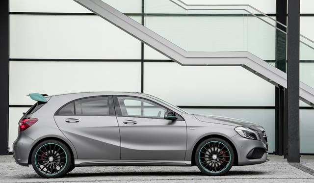 Mercedes-Benz A-Class Motorsport Edition|メルセデス・ベンツ Aクラス モータースポーツ エディション