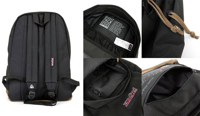 <strong>JanSport|ジャンスポーツ</strong><br />JanSport×Delicious「RIGHT PACK(ライトパック) Signature Series」1万3500円