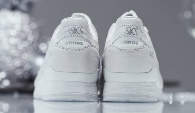 <strong>atmos|アトモス</strong><br />ASICS Tiger×atmos(アシックスタイガー×アトモス)「GEL-LYTE III 25th ANNIVERSARY」