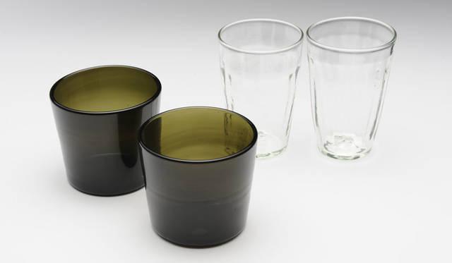 <strong>LIVING MOTIF|リビング・モティーフ</strong><br />「日本の道具 ~自然素材を生かしたものづくり~」 翁再生硝子工房(グラス)