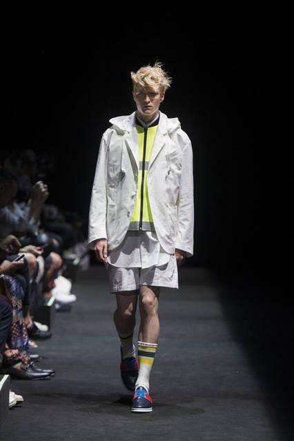 <strong>FACETASM|ファセッタズム</strong><br />「ミラノ メンズ コレクション」2016年春夏コレクション