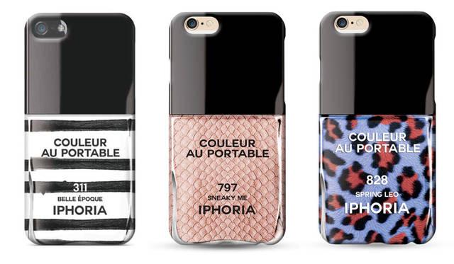 <strong>IPHORIA|アイフォリア</strong><br />2015年春夏新作コレクション iPhoneケース