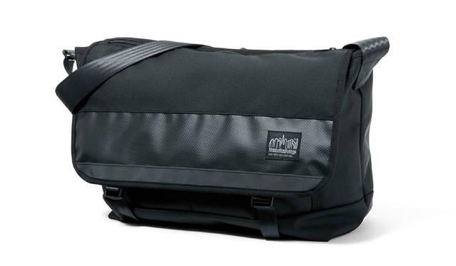 <strong>Manhattan Portage BLACK LABEL マンハッタン ポーテージ ブラック レーベル</strong><br />「Messenger Bag」2万7000円