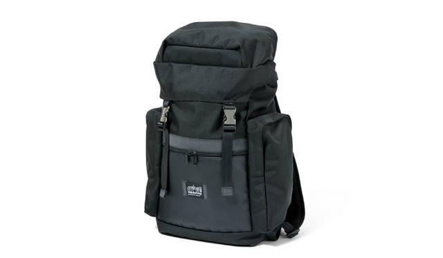 <strong>Manhattan Portage BLACK LABEL マンハッタン ポーテージ ブラック レーベル</strong><br />「Backpack」3万7800円