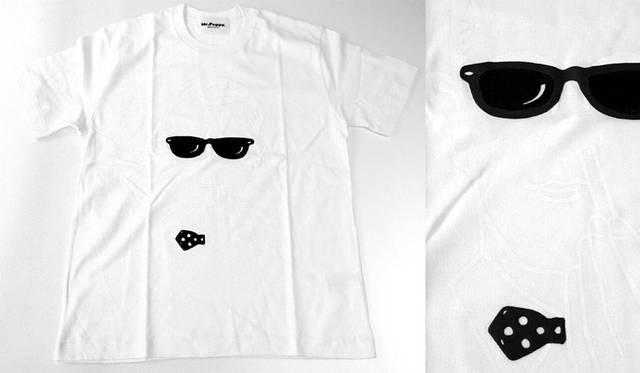 <strong>H? Katsukawa from Tokyo|エイチ カツカワ フロム トウキョウ</strong><br />「Mr.Poppy」Tシャツ 7344円(XS~XL)