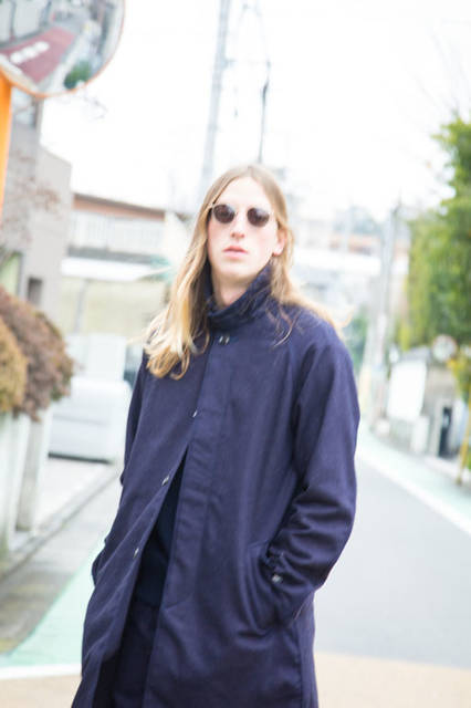 <strong>doublet|ダブレット</strong><br /><strong>2015-16年 秋冬コレクション</strong> W/C DENIM COAT 5万1840円