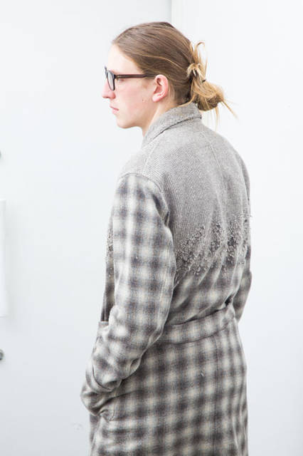 <strong>doublet|ダブレット</strong><br /><strong>2015-16年 秋冬コレクション</strong> BROKEN GOWN 5万1840円