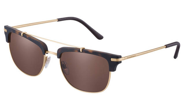 <strong>BURBERRY|バーバリー</strong><br />BURBERRY FW15 MEN'S EYEWEAR COLLECTION サングラス 3万3480円