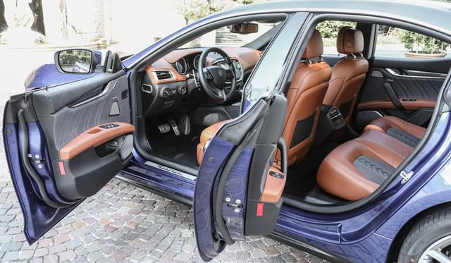 Maserati Ghibli|マセラティ ギブリ