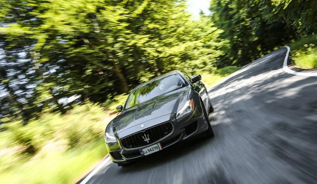 Maserati Quattroporte|マセラティ クアトロポルテ