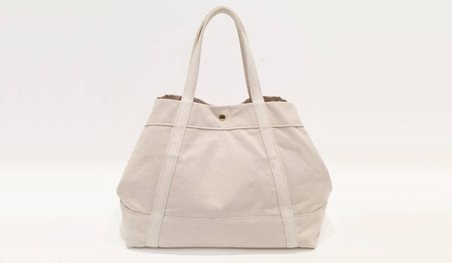 <strong>edit & co.|エディット アンド コー</strong><br />トートバッグ「CANVAS」 ラージサイズ(Natural)