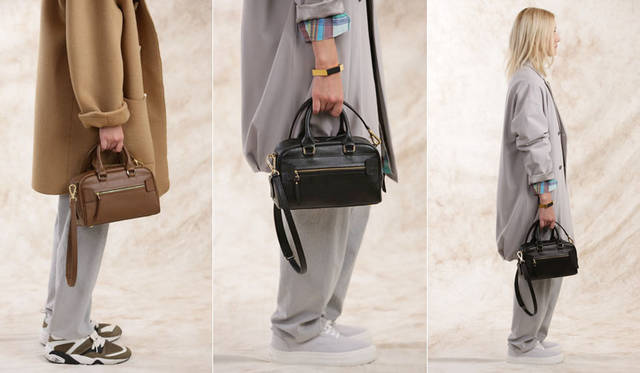 <strong>ithelicy|イザリシー</strong><br />2015-16年秋冬コレクション 「MILSAR」5万2920円