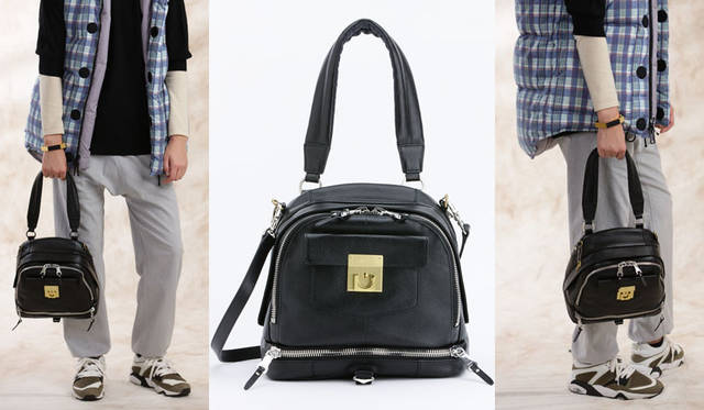 <strong>ithelicy|イザリシー</strong><br />2015-16年秋冬コレクション 「CONIC-II」5万9400円