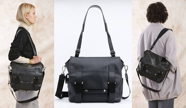 <strong>ithelicy|イザリシー</strong><br />2015-16年秋冬コレクション 「MAGDA」5万9400円