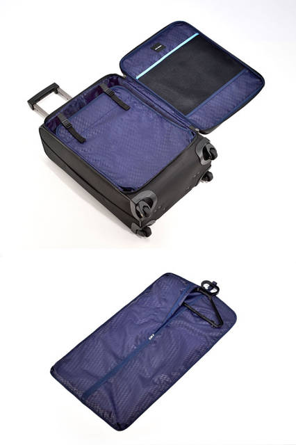 <strong>ACE|エース</strong><br />縦型4輪ソフトキャリー(55×37×23cm/33ℓ)3万4560円