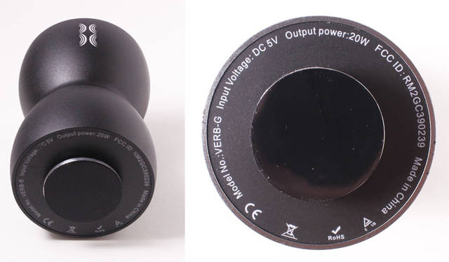 <strong>BASS EGG ベースエッグ</strong><br />Bluetooth Vibration Speaker BASS EGG