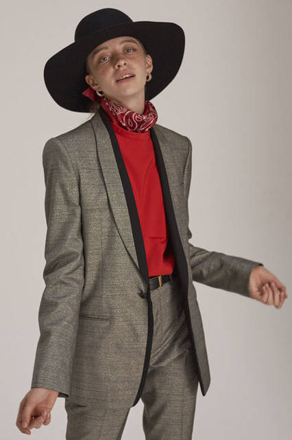 <strong>STETSON ステットソン</strong><br />2015-16年秋冬コレクション