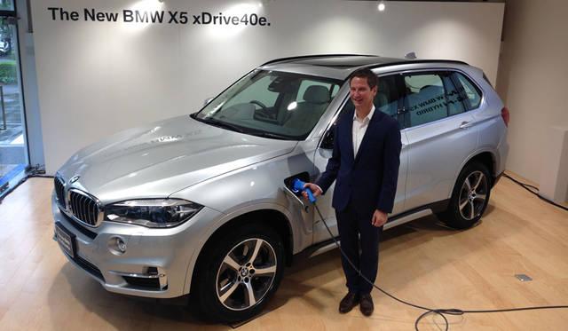 BMW X5の開発責任者、ゲルハルト・ティール氏