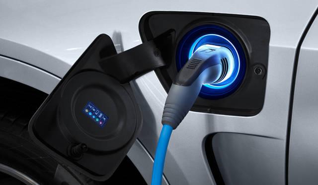 ブルーのリングは充電中
