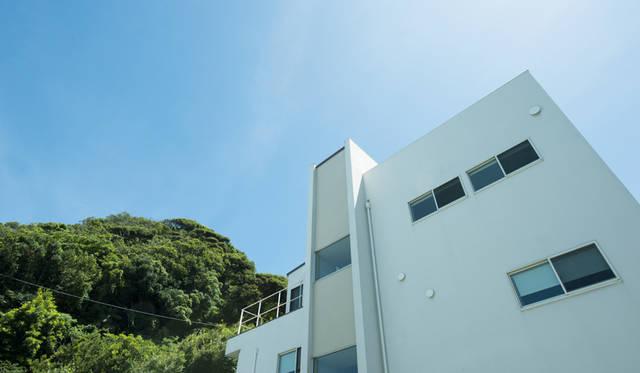 南葉山 POOL HOUSE (c) Toru Hiraiwa
