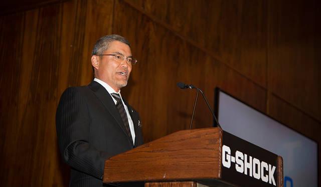 カシオ・アメリカ会長兼CEOの伊東重典氏