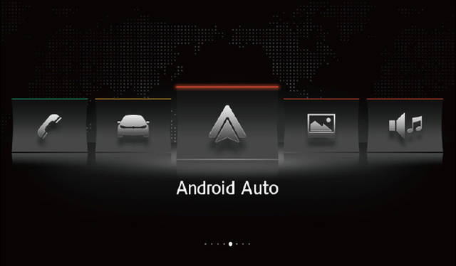 Sharan Android Auto