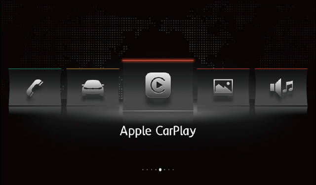 Sharan Apple Carplay