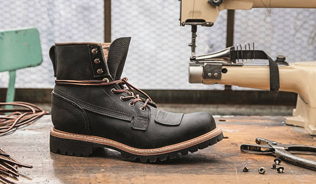 <strong>Timberland|ティンバーランド</strong><br />「Boot Company(ブーツカンパニー)」 Lineman Collection「6In Lineman Boot」8万5320円
