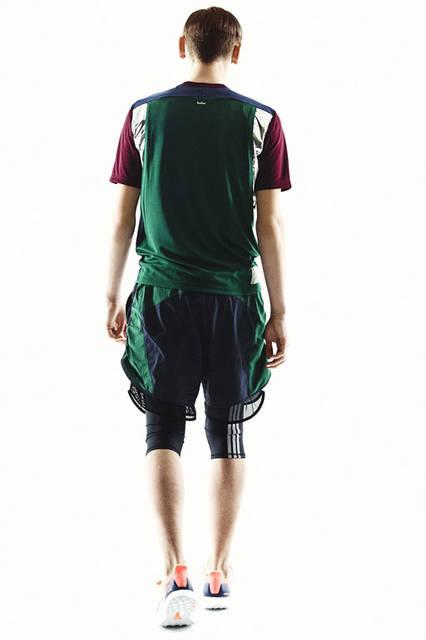 <strong>adidas|アディダス</strong><br />「adidas by kolor(アディダス バイ カラー)」2015-16年秋冬コレクション