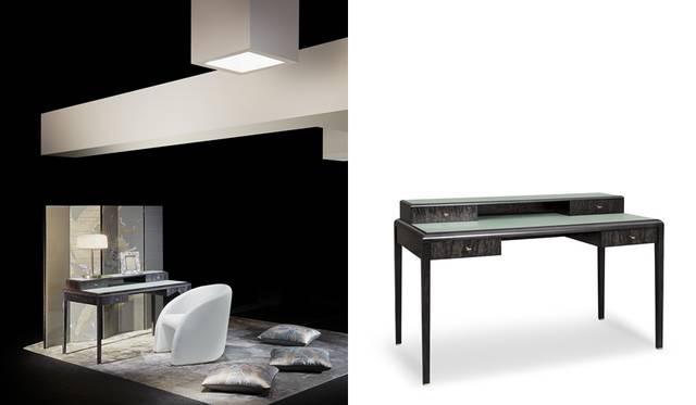 左:© Davide Lovatti 右:40台限定モデル「JUSTIN(ジャスティン)」140×70×85cm 376万3800円 © Fabrizio Marco Nannini