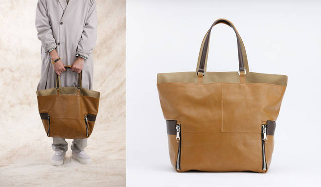 <strong>ithelicy イザリシー</strong><br />2015-16年秋冬コレクション 「TRAVIS」  5万6160円