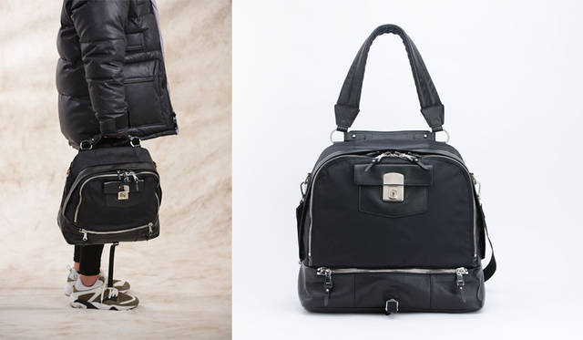 <strong>ithelicy イザリシー</strong><br />2015-16年秋冬コレクション 「WEMBLEY」 7万5600円