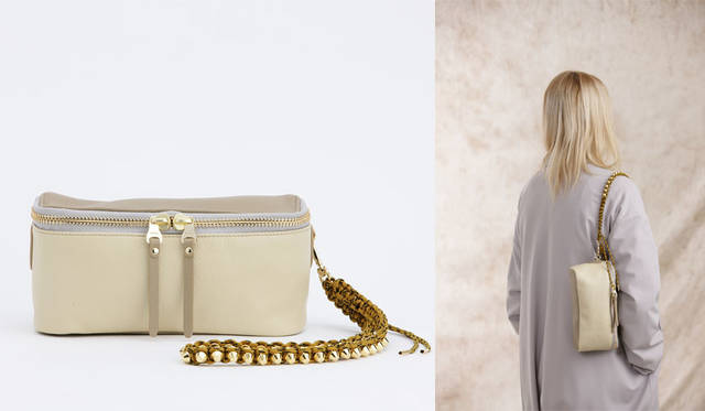 <strong>ithelicy イザリシー</strong><br />2015-16年秋冬コレクション 「SUSU-II」 3万5640円