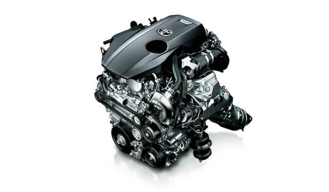 新搭載の2.0リッターターボエンジン「8AR-FTS」