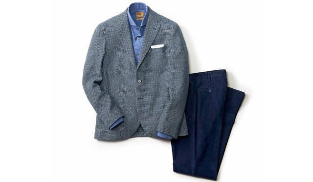 <strong>MITSUKOSHI 銀座三越</strong><br />銀座三越5階「紳士服・紳士雑貨フロア」リモデルオープン オフィシャルスタイルを意識したアイテムを展開する、あたらしいビジネスウェア編集ショップ「GINZA クローゼット」