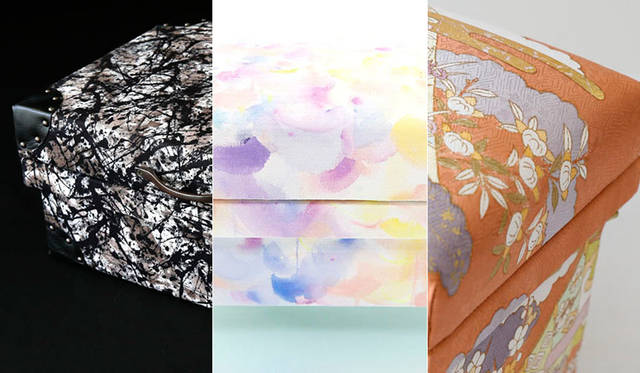 ISETAN JAPAN SENSES「近畿の染 色の世界」 10月21日(水)から伊勢丹新宿店本館5階=センターパーク / ザ・ステージ #5で開催