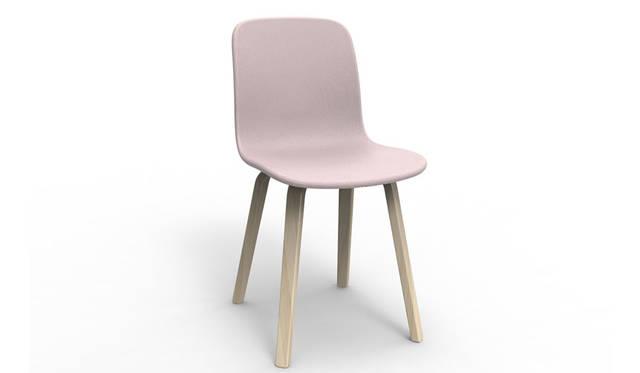 エキシビション「Objects by MAGIS」 Sunstance design by FUKASAWA Naoto Armless chair 3万240円~