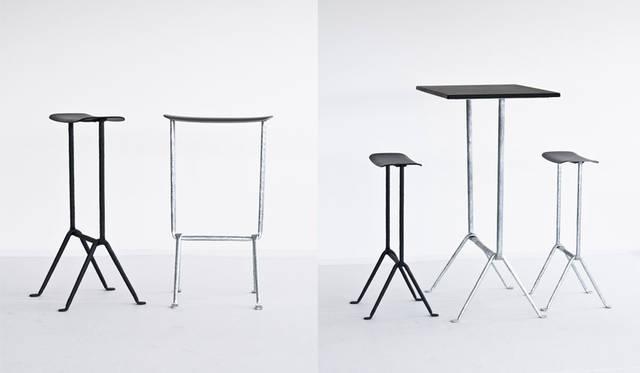 エキシビション「Objects by MAGIS」 Officina design Ronan & Erwan Bouroullec Stool 6万480円