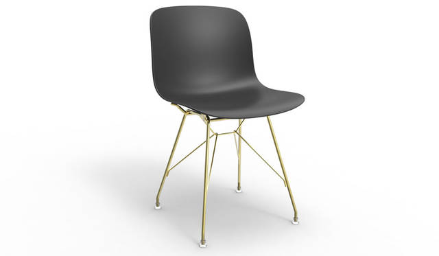 エキシビション「Objects by MAGIS」 Troy design Marcel Wanders Chair 5万4000円~