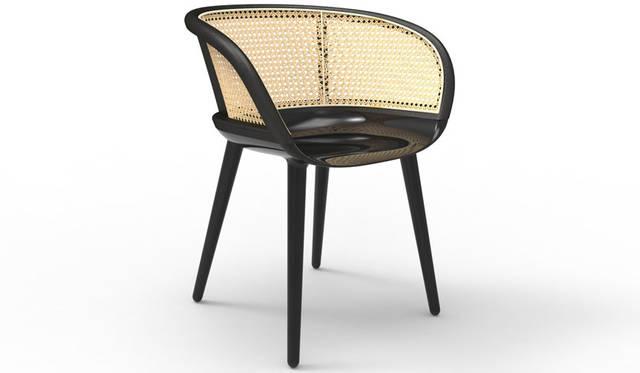 エキシビション「Objects by MAGIS」 Cyborg Vienna design Marcel Wanders  Chair 16万2000円