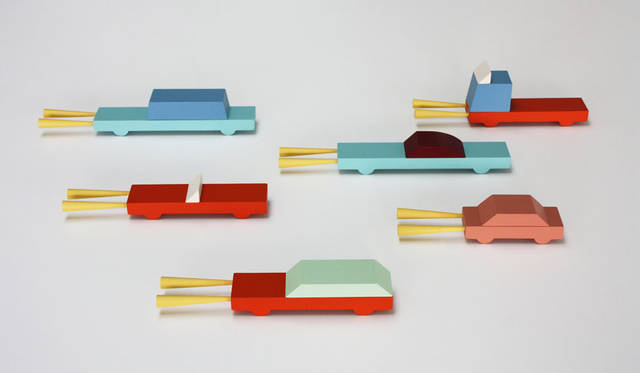 エキシビション「Objects by MAGIS」 [ME TOO] CARtools design Floris Hovers 3万4560円