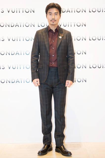 俳優の小澤征悦<br> © LOUIS VUITTON / SHOICHI KAJINO