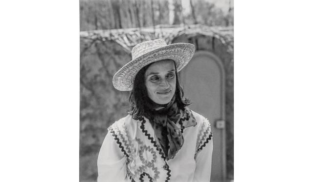 ニキ・ド・サンファル(ポートレート) 1983年<br> Yoko増田静江コレクション/撮影:黒岩雅志/© 2015 NCAF, All rights reserved.