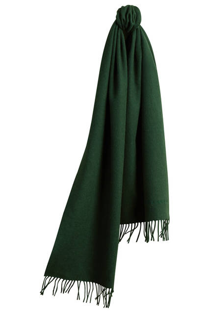 The-Classic-Cashmere-Scarf-Dark-Forest-Green