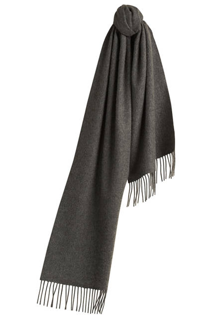 The-Classic-Cashmere-Scarf---Mid-Grey