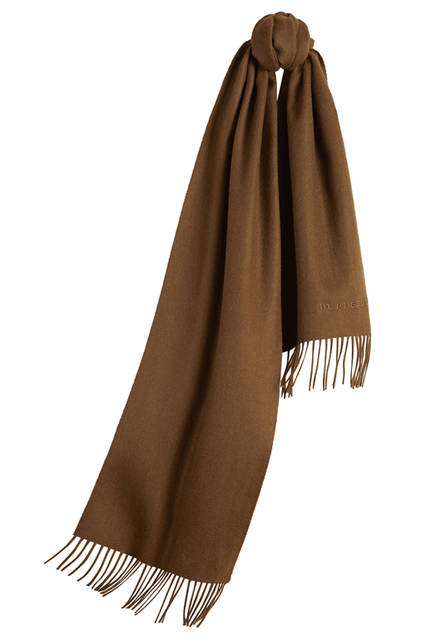 The-Classic-Cashmere-Scarf---Oak-Brown