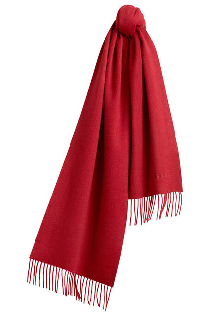 The-Classic-Cashmere-Scarf---Parade-Red